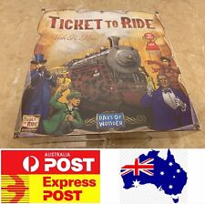 Ticket To Ride, Award Winning Board Game, American Version, AU Stock, Express
