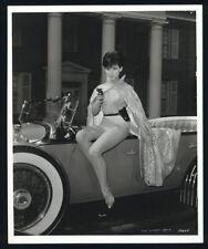 YVONNE CRAIG - Vintage 1964 Leggy Pinup Portrait