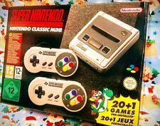 SUPER NINTENDO CLASSIC MINI *ULTIMATE EDITION* SNES  260+ GAMES! MEGADRIVE NES