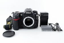 Nikon D300 12.3Mp Digital Slr Camera Black Body w/Strap /Cap [Excellent+] #11948
