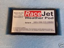 RaceJet weather pod complete system with leads and software in box