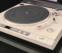 Sony PS-X40 Stereo Turntable System Color Information Brochure