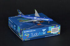 "Azul ""Tudo Azul"" A330-200 Reg: PR-AIT JC Wings 1:400 Diecast Models XX4312"