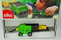1:32 SIKU 2862 DEUTZ-FAHR GP 3.612 Mini BIG HAY / STRAW BALER FARM Tractors MIB