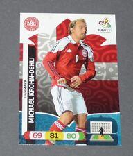 MICHAEL KROHN-DEHLI DBU DANMARK DANEMARK FOOTBALL CARD PANINI UEFA EURO 2012