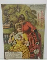 Dr. David Kennedy Favorite Remedy Victorian Trade Card Alternative Medicine