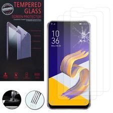 """3x Vidrio Protección para Asus Zenfone 5 ze620kl / 5z zs620kl 6.2"""" (2018)"""