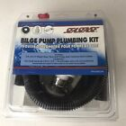 """SeaSense 3/4""""D x 5'L Bilge Pump Plumbing Kit P/N 50002344, NEW IN PACKAGE photo"""