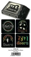 The Doors - Coasters Set Of 4 In Sleeve-HMBCSTD1