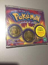 Pokémon Jeux. un Combat de Pièces tournantes Nintendo 1998.