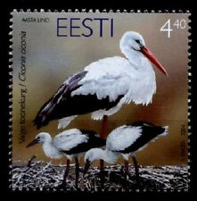 Weißstorch. 1W. Estland 2004