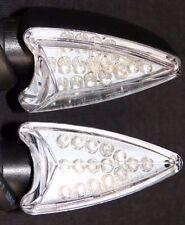 2 X LED Turn Signal YAMAHA YZF-R125 YZF R125 YZF-R1 R1 YZF-R6 R6 FZ1 FAZER +NEW+