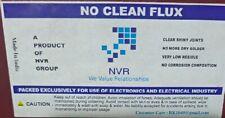 No Clean Soldering Flux Liquid 30ml Pack