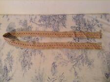 Vintage French Passementerie Ribbon Braid Trim Trimming - NOS