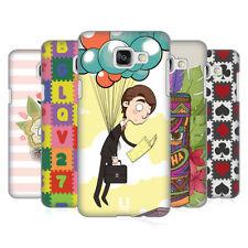 Fundas Head Case Designs Para Samsung Galaxy A5 para teléfonos móviles y PDAs