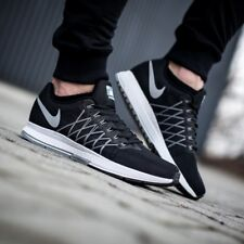NIKE AIR ZOOM PEGASUS 32 FLASH Running Trainers Shoes - UK 8 (EUR 42.5) - Black