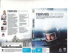 Nerves of Steel-4 Fearless Women 2006 Winter Olympics-[81 Min]2006-Australia-DVD