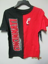 ProEdge By Knights Apparel Youth Boys Cincinnati Bearcats T-Shirt Size M (8/10)