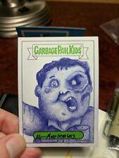 Garbage Pail Kids We Hate The 90's Artist Return Sketch Card Matt Steffens