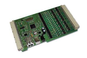 Schneider Digital I/O-Karte mit Ethernet und USB-Interface Messkarte Steuerkarte