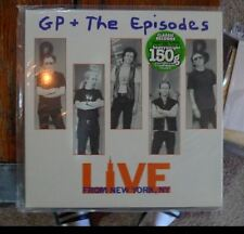 Classic Records LP 1rst Edition Graham Parker & The Episodes Live NY rth50511