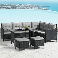 Polyrattan Gartenmöbel Lounge Sitzgruppe Gartenset Rattanmöbel -B-Ware