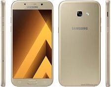 Samsung Galaxy A3 2017 A320Y GOLD DUALSIM 4GLT 16GB  FACTORY UNLOCKED SMARTPHONE