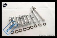 Vespa Schrauben Kit Set Motorgehäuseschrauben, PX 80 125 150 200 Lusso, T5, Cosa