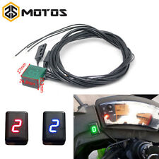 Universal Motor Digital Gear Indicator for Motorcycle Bike Display Shift Level