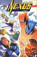 Nexus Book One TPB - Dark Horse Comics - 1993