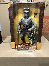 Indiana Jones German Officer 12� New And Sealed Last Crusade