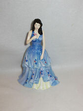 """Andrea"" 2006 Royal Doulton Pretty Ladies Series - Hn4917 - Mwt"