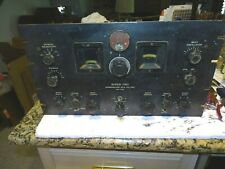 Hammarlund Super Pro Communications Receiver for Repair or Parts