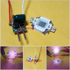 10pcs 10W IR 940nm High Power LED Chip + 10pcs MR16 3x3 driver 3-12V 600MA