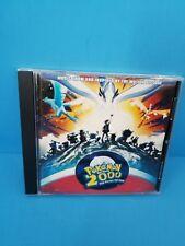Pokemon Movie 2000 Soundtrack CD