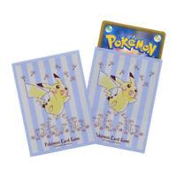 Pokemon center JAPAN - Flowers Pikachu card Deck Shields (64 Sleeves)