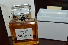CHANEL No 5 PURE PARFUM 14ML/0.45OZ 1.200.51 T.P.M. 86K VINTAGE SEALED BOTTLE