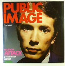 """12"""" LP-Public Image Ltd-Public Image (first issue) - a4386"""