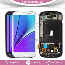 For Samsung Galaxy S3 i9300 Screen Replacement LCD Touch Digitizer White