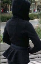 🦄 Rare Lululemon Scuba Hoodie *SE Special Edition Ruffled Up Jacket Sz 4 Black