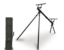 Fox Sky Pod - 3 Rod Pod Inc. Case / Fishing