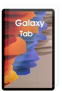 For Samsung Galaxy Tab S7 FE S6 S5E Tab A7 Lite Screen Protector Tempered Glass