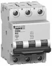 G04237-C60N-25A Merlin Gerin C60N-3P-25A Circuit Breaker 3P 25A