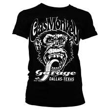 Officially Licensed Gas Monkey Garage- Dallas, Texas Women's T-Shirt S-XXL Sizes