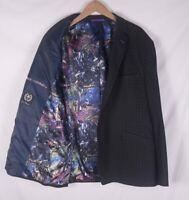 Au Noir Jacket Sport Coat Size 48R *A1120a9