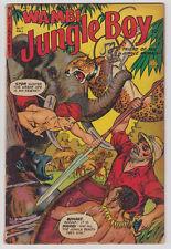 Wambi, Jungle Boy #17 (1952) Fair (1.0) Fiction House Maurice Whitman