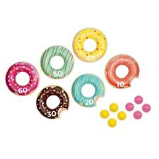 NEW Sunnylife Inflatable Floating Game DONUT - Ball Toss Game
