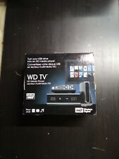 WD TV HD Media Player | WD00AVN | 1080p | Western Digital