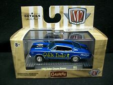 M2 Machines Gassers 1966 Dodge Charger Quick Draw Gasser Limited Edition.