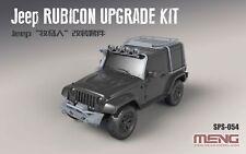 Meng-Model SPS-054 - 1:24 Jeep Rubicon Upgrade Kit (Resin) - Neu